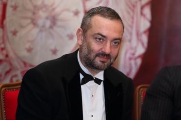 Razvan Ioan Dinca, directorul general al Operei Nationale Bucuresti
