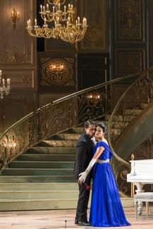 Tenorul Ioan Hotea si soprana Aurelia Florian