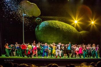 Falstaff, o altă operă dispărută de pe afișele ONB