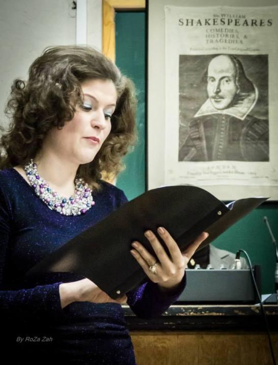 Alina Bottez - Susținerea tezei de doctorat - (c) Romeo Zaharia