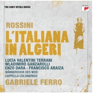 L'italiana in Algeri (1979) - Ferro, WDR - Valentini-Terrani, Ganzarolli, Dara, Araiza, etc.