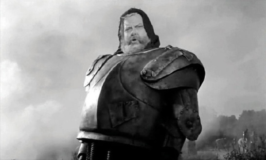 Orson Welles -  Falstaff (Chimes at Midnight)