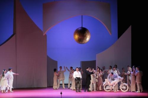 Don Giovanni (c) ONB - Imagine de la premiera din 2013