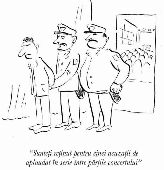Aplauze în serie - (c) Jiri Sliva