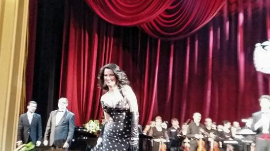 Angela Gheorghiu - (c) Sonia Hazarian