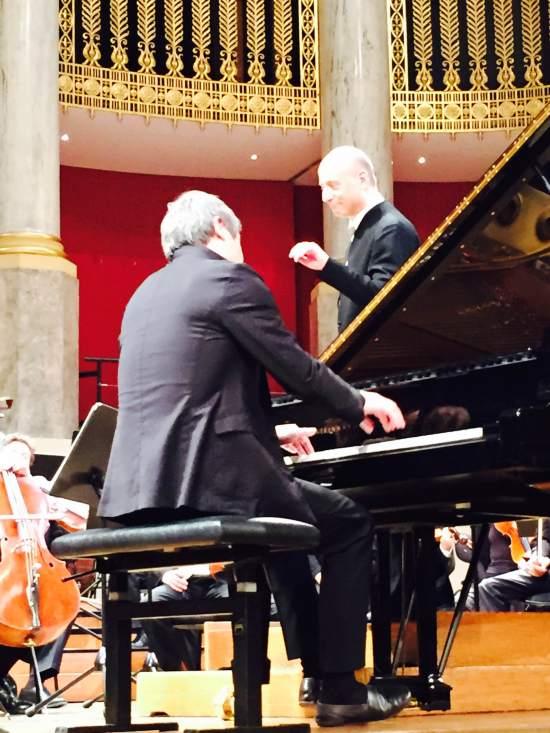 Piotr Anderszewski,  Paavo Järvi - Konzerthaus, 2013