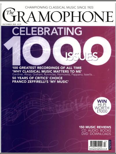Gramophone 1000