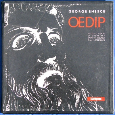 Œdipe - LP Original Cover (1965)
