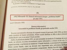 Sinteză informativă - România, 1951