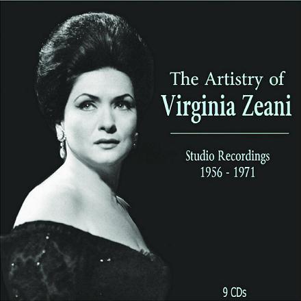 The Artistry of Virginia Zeani