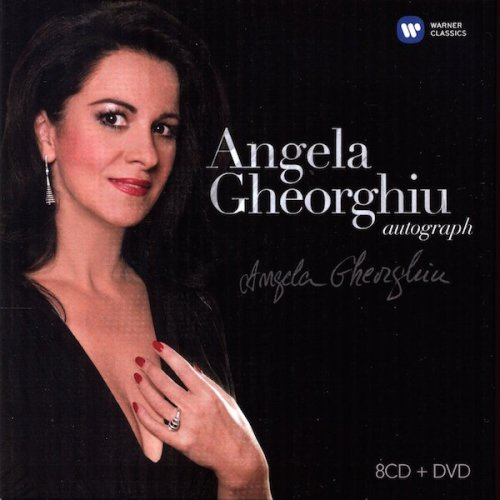 Angela Autograph CD Cover