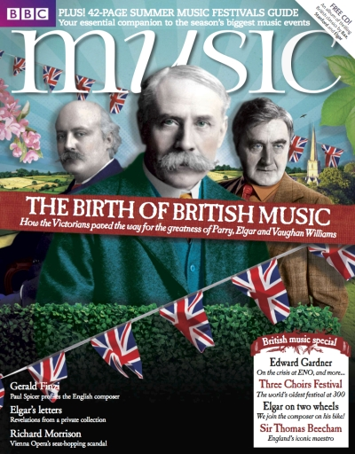 BBC Music Enescu 2015 Cover