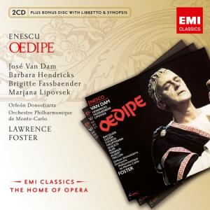 Oedipe (Lawrence Foster)     EMI   The opera series 9482752