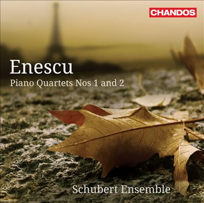 Piano Quartets Schubert Ensemble Chandos CHAN 10672
