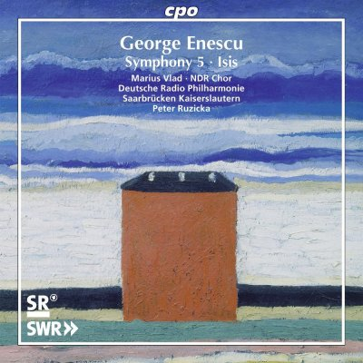 Isis/ Symphony no. 5 - Peter Ruzicka, CPO7778232