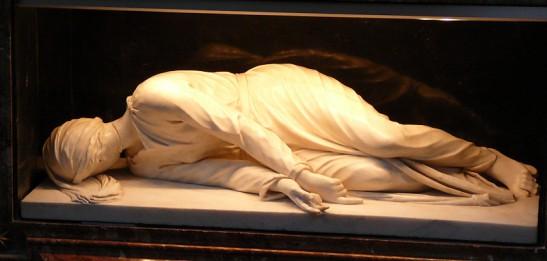Stefano Maderno - St. Cecilia, 1599