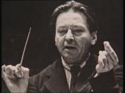 George Enescu conducting 3