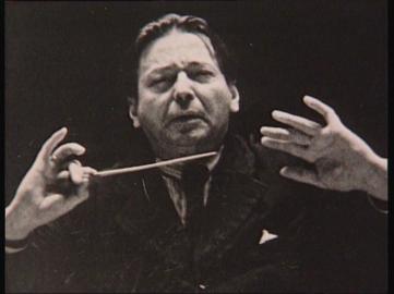 George Enescu conducting 9