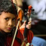 El Sistema - violonist