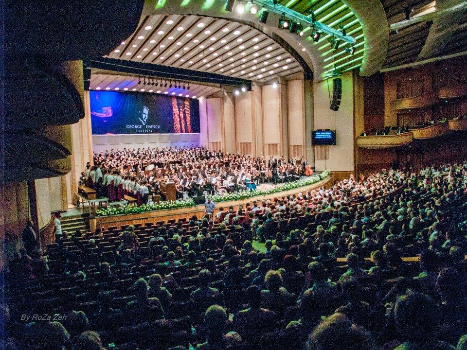 Concertul Orchestrei Radio, un semi-succes (1/6)