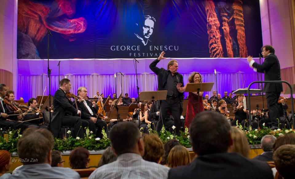 """Superb """"Wozzeck"""", cu puțin public, la Enescu 2015 (3/6)"""