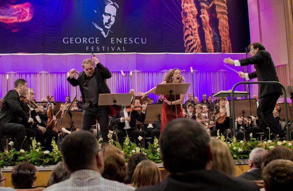 """Superb """"Wozzeck"""", cu puțin public, la Enescu 2015 (1/6)"""