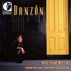 DANZON: Marquez, Revueltas, Chavez, Nobre… Keri-Lynn Wilson. Dorian, 1998.