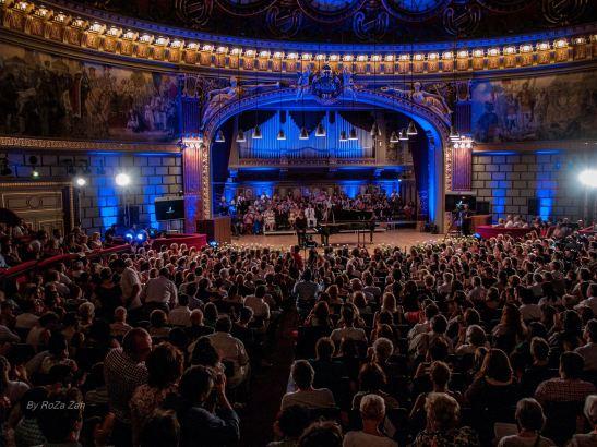 Fazil Say în concert la Ateneu - foto: Romeo Zaharia