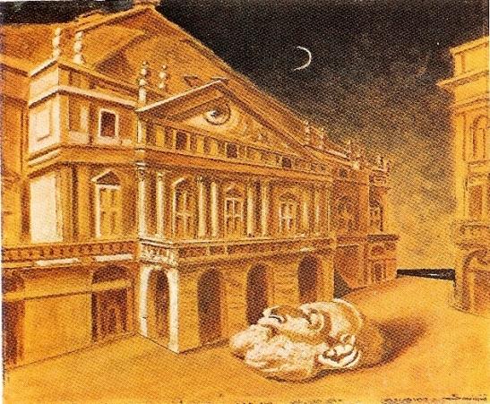 La scatola sonora (Alberto Savinio 1947)