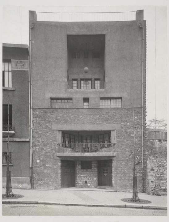 Maison Tzara (arhitect: Alfred Loos)
