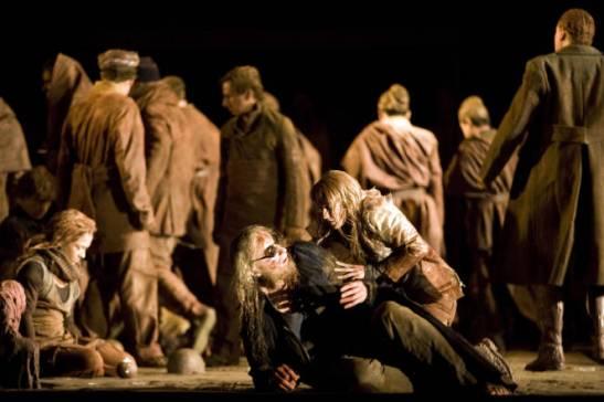Œdipe, producția semnată de La Fura dels Baus, la Covent Garden