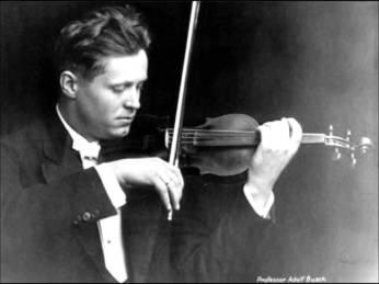 Adolf Busch (cca 1933)