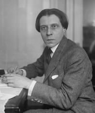Alfred Cortot (cca 1933)