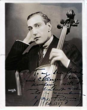 Gregor Piatigorsky (1937)
