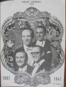 Kedroff Quartet (1947)