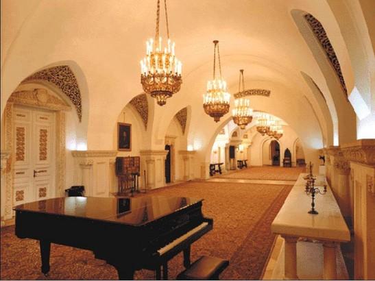 Salonul Cerchez - Muzeul Național Cotroceni