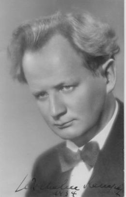 Wilhelm Kempff (1934)
