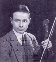 Zino Francescatti (cca. 1925)