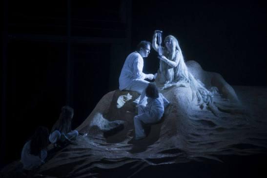 Scena Sfinxului - Opera Națională București