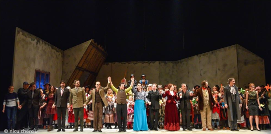 La boheme Curtain Call