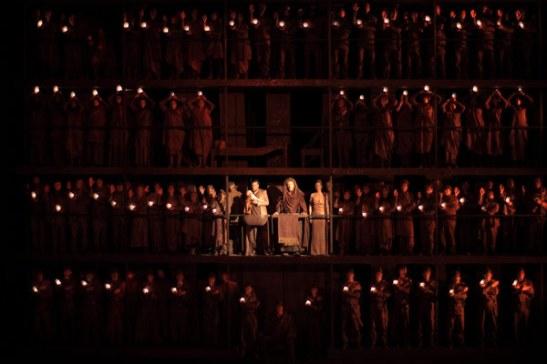 Œdipe - Le Théâtre de la Monnaie