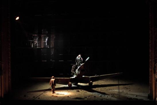 Scena Sfinxului - Le Théâtre de la Monnaie