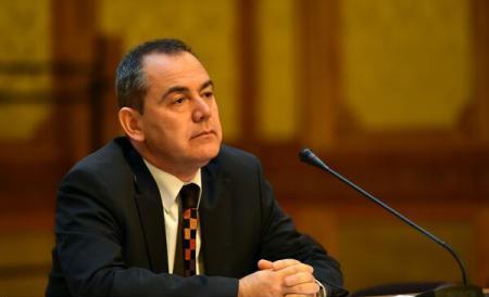 Vlad Alexandrescu, noul ministru al Culturii (foto: Silviu Matei/Agerpres)