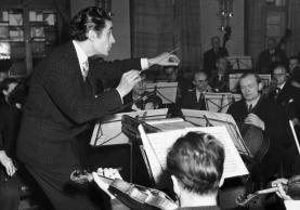 Sergiu Celibidache și Berliner Philharmoniker – 1945