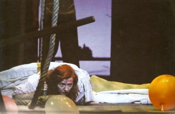 «Eccola!» (Patrizia Ciofi, 2013, Opéra Bastille, Foto ©: Mihaela Marin)
