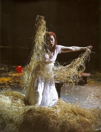 «S'avanza Enrico!» (Patrizia Ciofi, 2013, Opéra Bastille, Foto ©: Mihaela Marin)