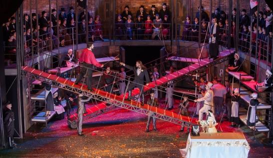Lucia di Lammermoor - Opera Națională iași, 2014