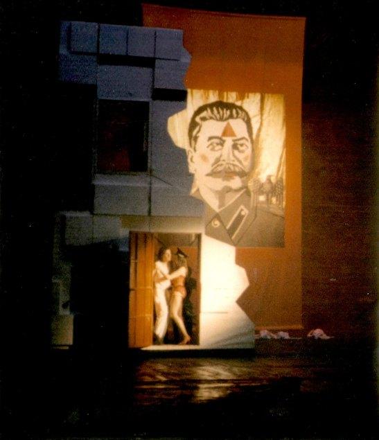 Scena Sfinxului - Œdipe (ONB, 1995)