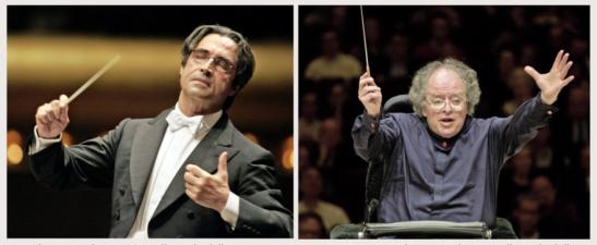 Director muzical în Statele Unite Riccardo Muti la Chicago: 2,2 milioane de dolari James Levine la Met, New York: 2,06 milioane de dolari