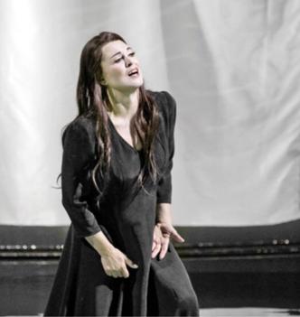 """Artist liric regional Până la 5000 E pe reprezenație. (În imagine, Anna Caterina Antonacci în """"Penelope"""" de Faure la Opera du Rhin"""